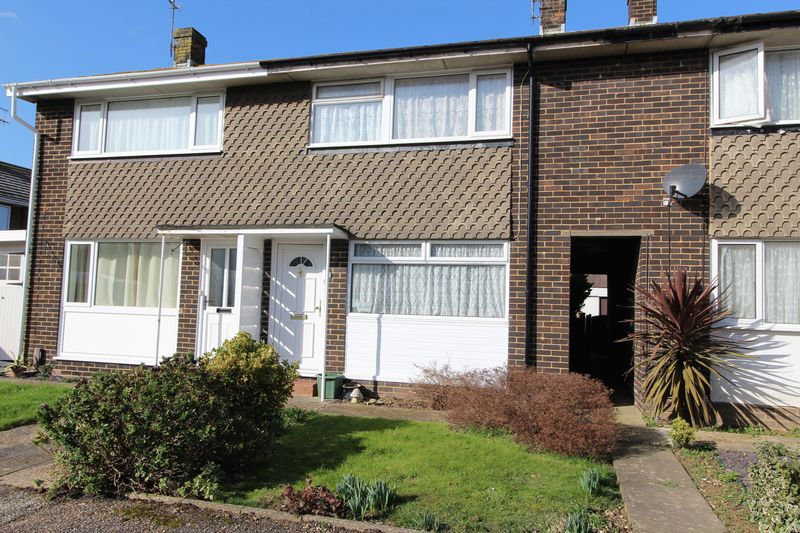 3 Bedrooms Terraced House for sale in The Deneway, Lancing